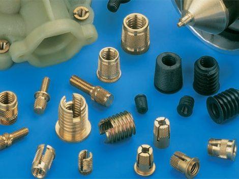 Amtec крепежи за пластмаса - Plastic fasteners