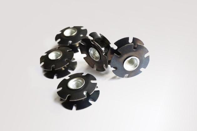 Inserts for round tubes - vtulki za traba
