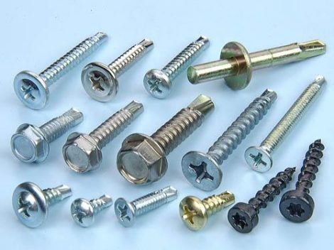 Self drilling - screws - kel