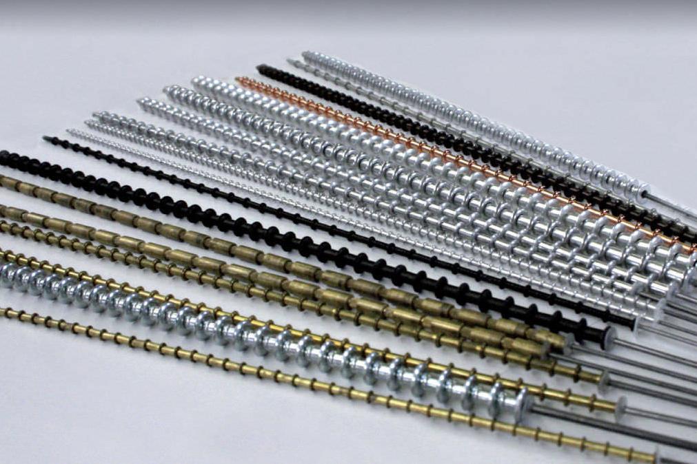 Speed rivets, speedrivets - високоскоростни нитове, бързи нитове