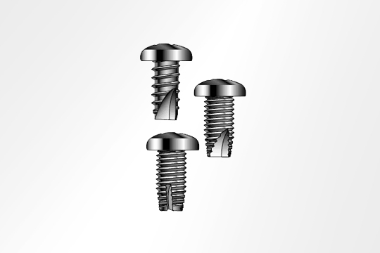 Thread cutting screws - винтове за пластмаса