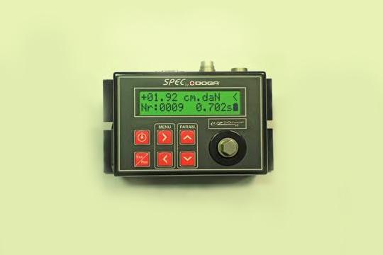 Уред за мерене на торк - torque measurment